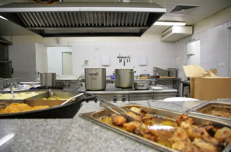 הפעלת מטבחים לעובדים